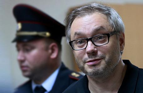 Экс-сенатор, топ-менеджер «Моего банка» Глеб Фетисов.