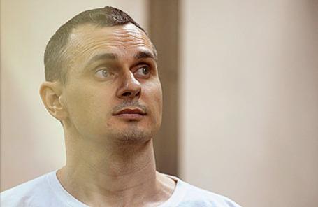 Украинский режиссер Олег Сенцов.