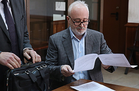 Бывший глава государственной корпорации «Роснанотех» (в 2011 году преобразована в «Роснано») Леонид Меламед.