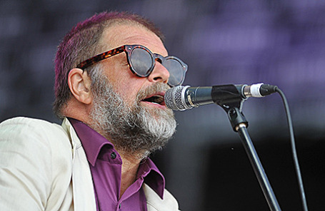 Музыкант Борис Гребенщиков.