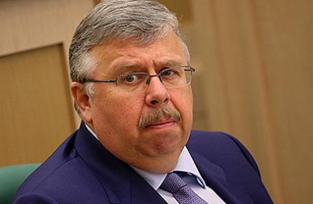 Руководитель ФТС Андрей Бельянинов.