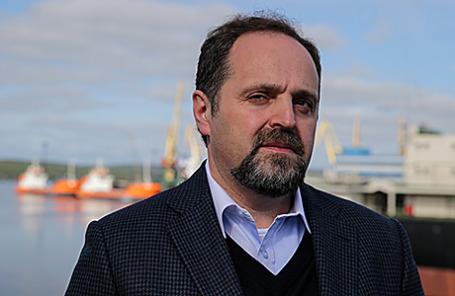 Министр природных ресурсов и экологии РФ Сергей Донской.