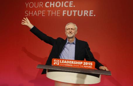 Джереми Корбин избран лидером Лейбористской партии Великобритании