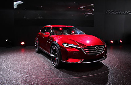 Mazda Kaeru.