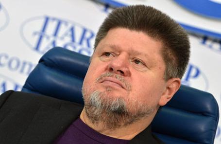 Главный нарколог России Евгений Брюн.