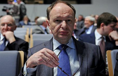 Руководитель Федерального агентства по печати и массовым коммуникациям РФ Михаил Сеславинский.