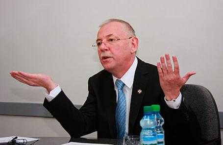 Экс-глава Карелии и директор музея-заповедника «Кижи» Андрей Нелидов.