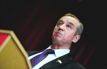 Член фракции КПРФ в Госдуме Сергей Левченко.