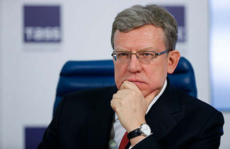 Бывший министр финансов РФ, председатель Комитета гражданских инициатив Алексей Кудрин.