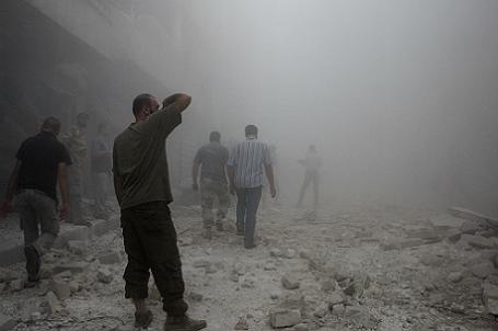 Аллепо, Сирия.