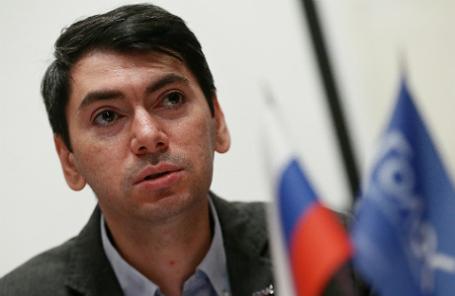 Сопредседатель организации «Голос» Григорий Мельконьянц.