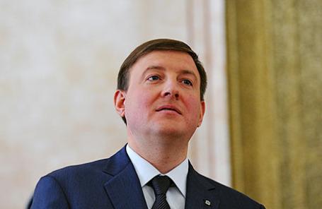 Губернатор Псковской области Андрей Турчак.