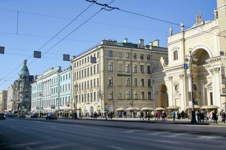 г. Санкт-Петербург, Невский проспект, 32-34
