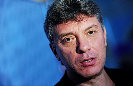 Борис Немцов.