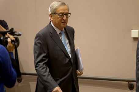 Председатель Еврокомиссии Жан-Клод Юнкер.
