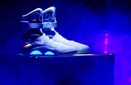 Кроссовки Nike Mag.