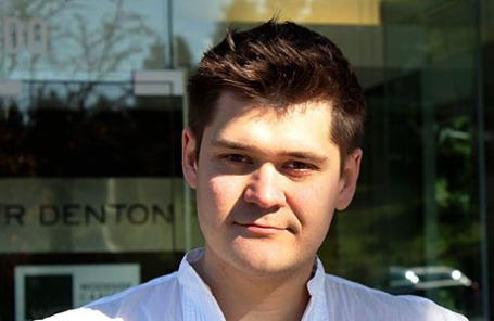 Директор VeeRoute Владислав Кудинов.