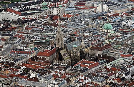 Вена, Австрия.