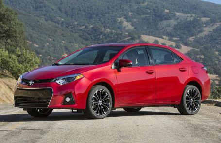 Toyota Corolla - самая популярная модель в мире
