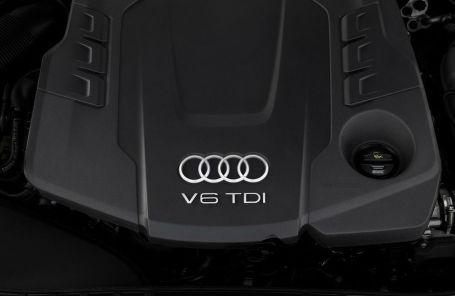 Дизельный двигатель V6 концерна Volkswagen