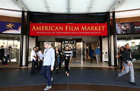 Кинорынок-2015 в Санта-Монике.