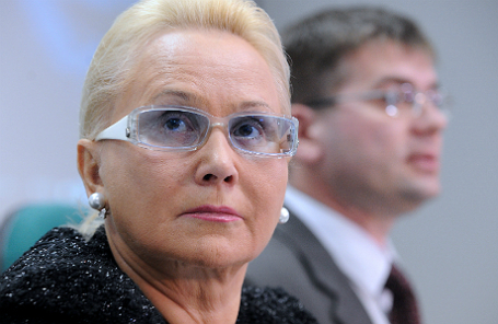 Глава МАК Татьяна Анодина.