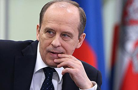 Глава ФСБ Александр Бортников.