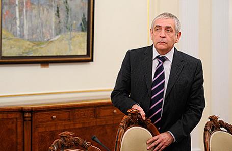Сергей Шаталов.