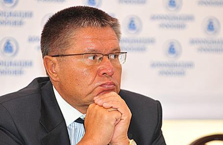 Министр экономического развития РФ Алексей Улюкаев.