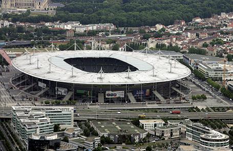 Стадион Stade de France в Париже.