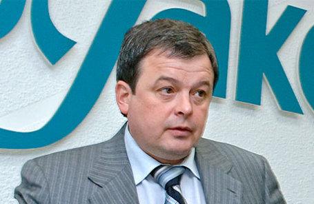 Председатель совета директоров ЗАО «Су-155» Михаил Балакин.