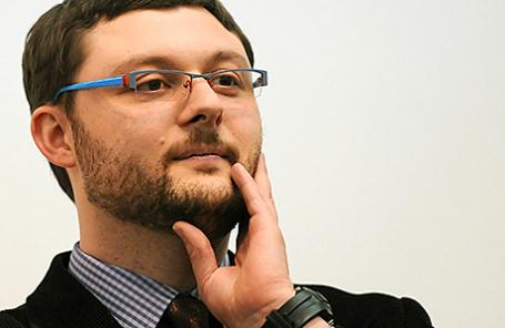 Исполнительный директор Московского музея современного искусства Василий Церетели.