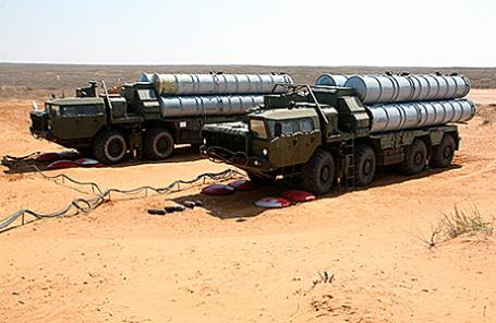 Зенитно-ракетный комплекс С-400.
