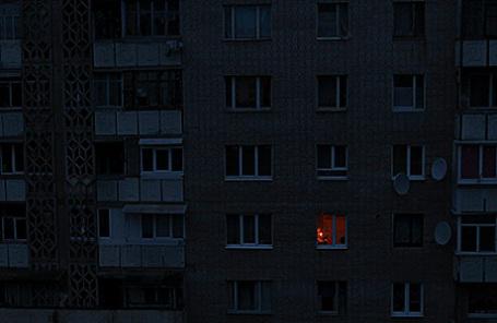 Жилой дом в Симферополе.