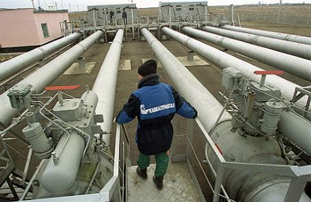 Газопровод «Голубой поток» (Россия — Турция).