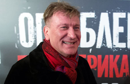 Певец Сергей Пенкин.