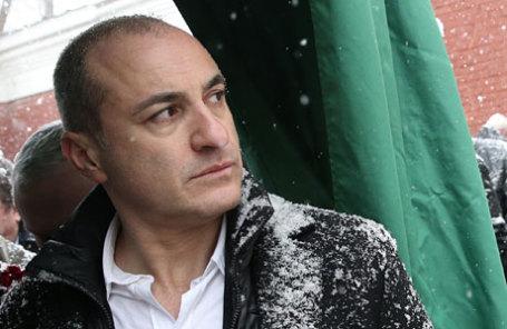 Художественный руководитель арт-группы «Хор Турецкого» Михаил Турецкий.