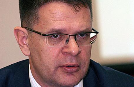 Заместитель Генерального директора Государственной корпорации «Роснанотех» Андрей Малышев.