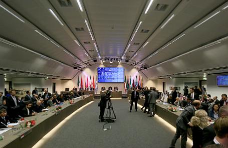 Встреча министров нефти и энергетики стран-участниц ОПЕК в Вене.