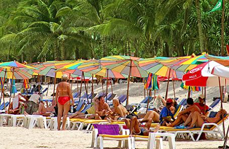 Отдых на острове Пхукет в Таиланде.