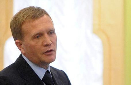Совладелец Спорткомплекса «Олимпийский» Дмитрий Шумков.