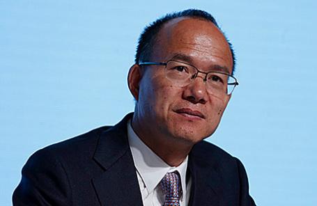 Бизнесмен Го Гуанчан.