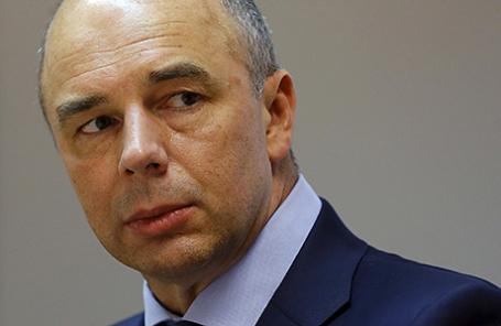 Министр финансов Российской Федерации Антон Силуанов.