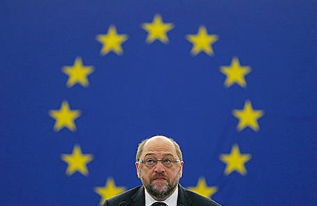 Глава Европарламента Мартин Шульц.