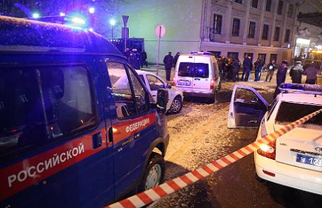В центре Москвы застрелен экс-кандидат в депутаты парламента Дагестана Мухтар Меджидов.