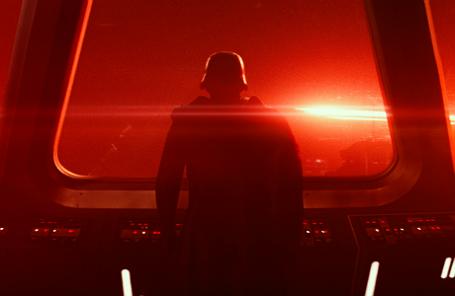 Кадр из фильма «Звездные войны: Пробуждение Силы».
