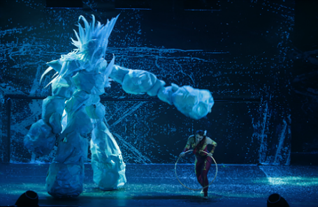 Шоу JOEL Cirque du Soleil.