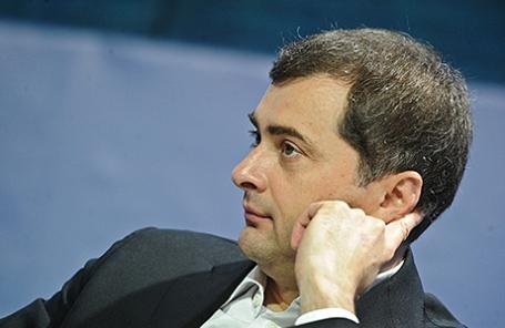 Руководитель аппарата правительства РФ Владислав Сурков.