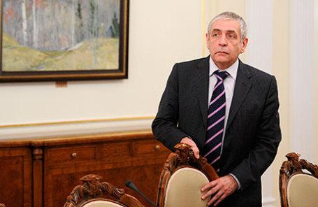 Заместитель министра финансов РФ Сергей Шаталов.