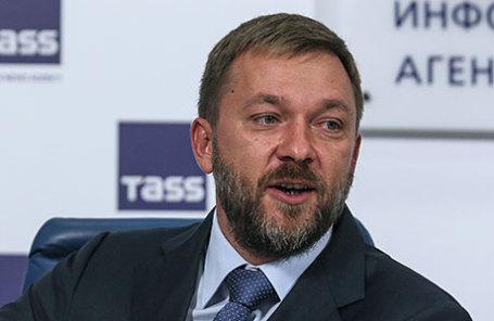 Член комитета Совета Федерации РФ по обороне и безопасности Дмитрий Саблин.